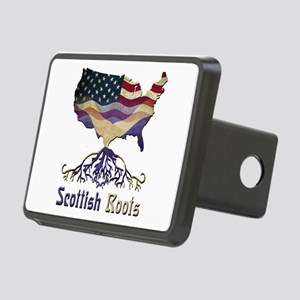 American Scottish Roots Rectangular Hitch Cover