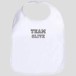 Team Olive Bib