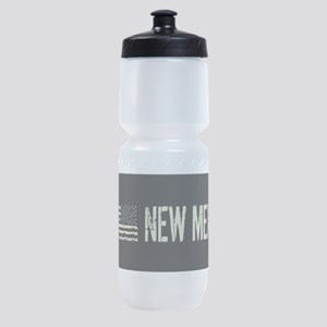 Black Flag: New Mexico Sports Bottle