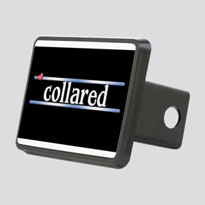 Collared Rectangular Hitch Cover