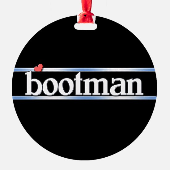 Bootman Ornament