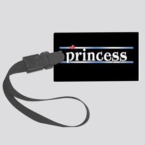 Princess Large Luggage Tag