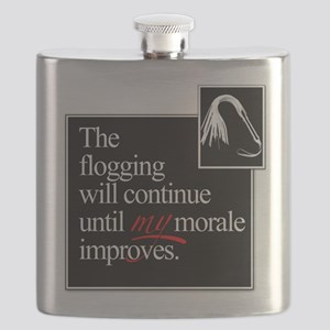 Flogging Morale Flask