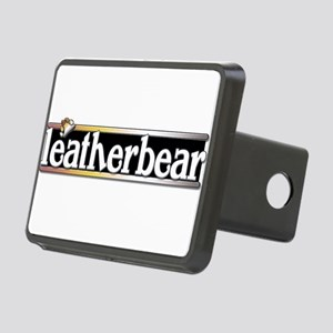 Leatherbear Rectangular Hitch Cover