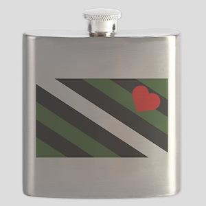 Boy Pride Flask