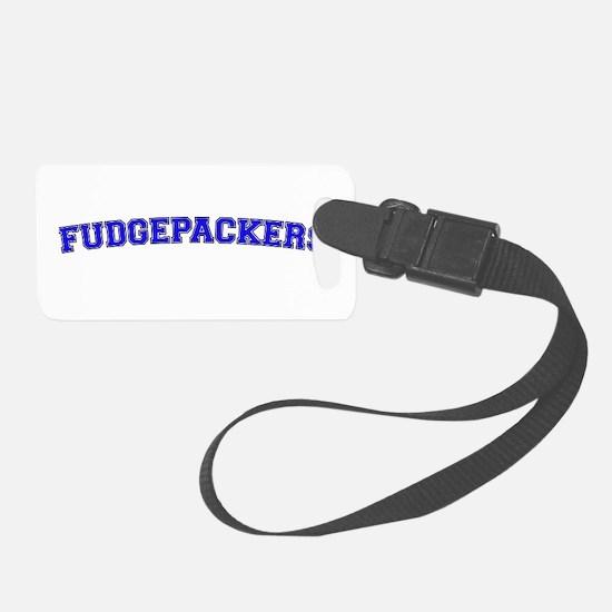 Fudgepackers Luggage Tag