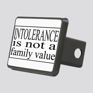Intolerance Rectangular Hitch Cover
