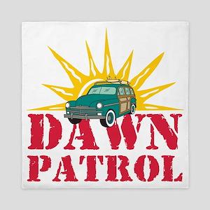 Dawn Patrol Queen Duvet