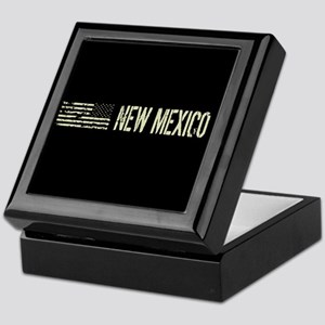 Black Flag: New Mexico Keepsake Box