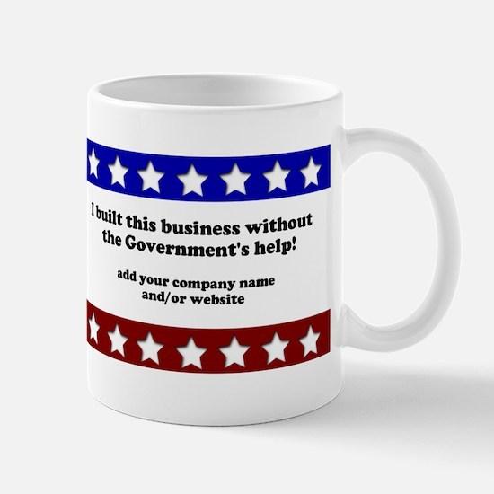 I built this business! Mug