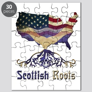 American Scottish Roots Puzzle