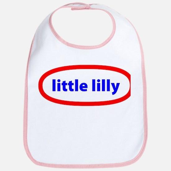 Little Lilly Bib
