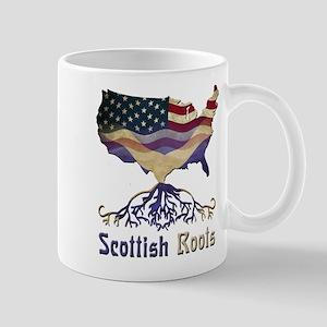 American Scottish Roots Mug