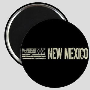 Black Flag: New Mexico Magnet