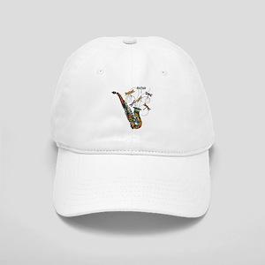 Wild Saxophone Cap