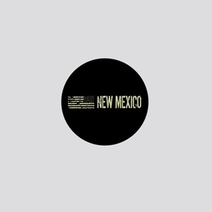 Black Flag: New Mexico Mini Button