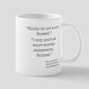 Snort-worthy Mug