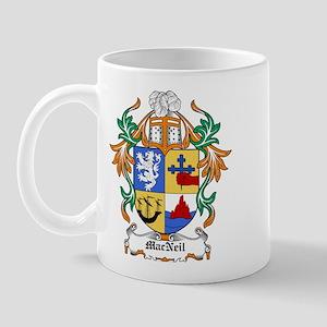 MacNeil Coat of Arms Mug