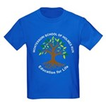 Kid's T-Shirt, Blue, Purple, Red And Many Others