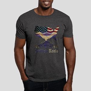 American Scottish Roots Dark T-Shirt