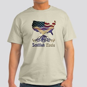 American Scottish Roots Light T-Shirt