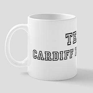 Team Cardiff By The Sea Mug