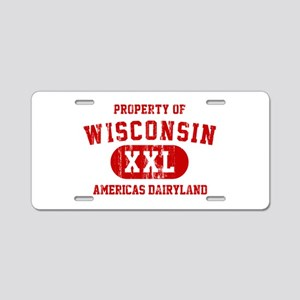 Property of Wisconsin, Americas Dairyland Aluminum