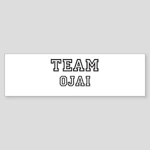 Team Ojai Bumper Sticker