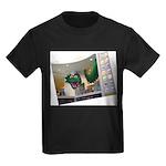 Lego-Dragon01_DSC05145 Kids Dark T-Shirt