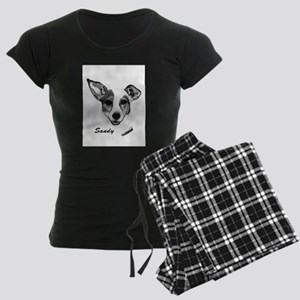 SANDY Women's Dark Pajamas