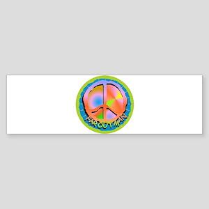 Far Out Man / Sticker (Bumper)