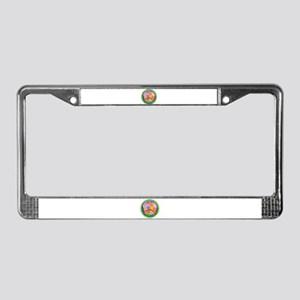 Far Out Man / License Plate Frame