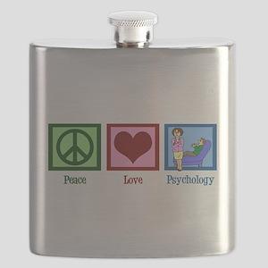 Peace Love Psychology Flask