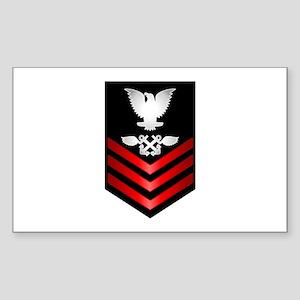 Navy Aviation Boatswain's Mate First Class Sticker