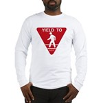 Yield To D.O.T. Long Sleeve T-Shirt