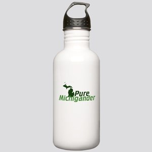 Michigan Stainless Water Bottle 1.0L