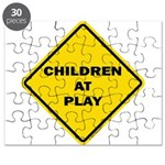 Children At Play Puzzle