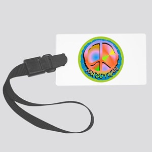 Far Out Man / Large Luggage Tag