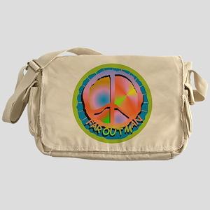Far Out Man / Messenger Bag