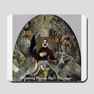 El Greco Mousepad