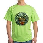 USS RAY Green T-Shirt