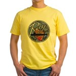 USS RAY Yellow T-Shirt