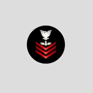 Navy Aviation Ordnanceman First Class Mini Button