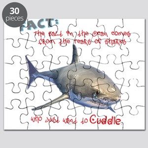 Tears of Sharks (non-Redundant) Puzzle