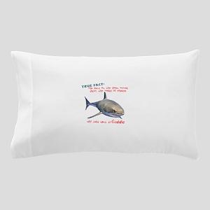 Shark Tears Pillow Case