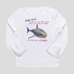 Shark Tears Long Sleeve Infant T-Shirt