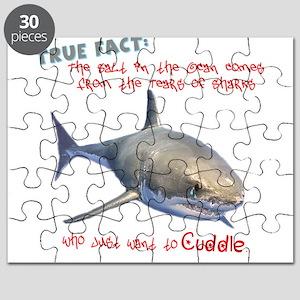Shark Tears Puzzle