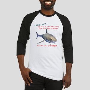 Shark Tears Baseball Jersey