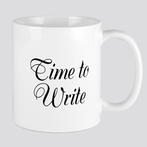 Time to Write Mug