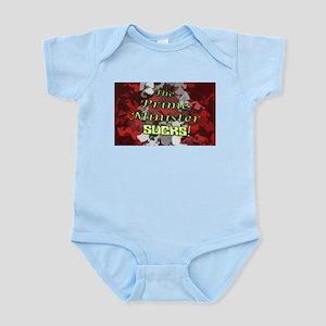 The Prime Minister Sucks Infant Bodysuit